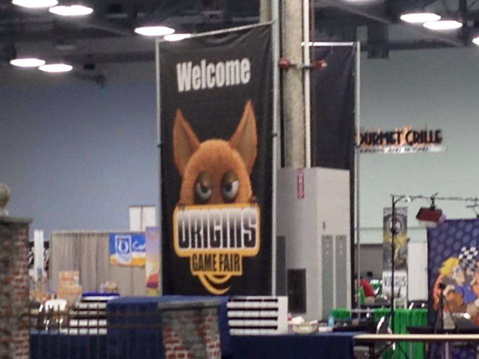 Origins Game Fair 2016